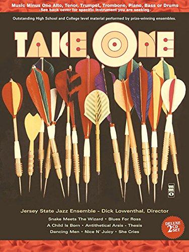 9781596156661: Take One (Minus Trombone): Deluxe 2-CD Set