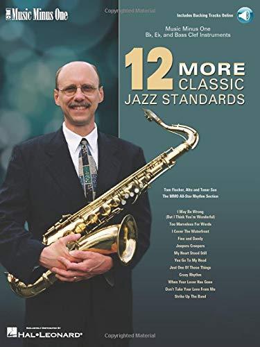 Music minus one trumpet tenor sax clarinet alto sax for Classic jazz house