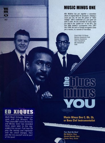 9781596156951: The Blues Minus You Book/CD
