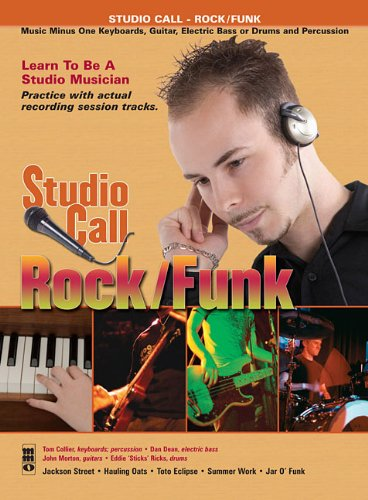 9781596157170: Studio Call: Rock/Funk - Bass/Electric Bass: Learn to Be a Studio Musician!