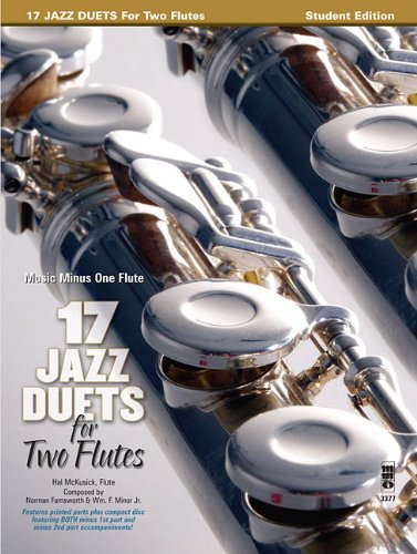 9781596157361: 17 Duets for Two Flutes with CD (Audio)
