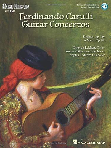 Ferdinando Carulli - Two Guitar Concerti (E: Christian Reichert, Ferdinando