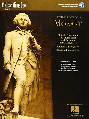 Mozart - Sinfonia Concertante in E-Flat, Kv364;