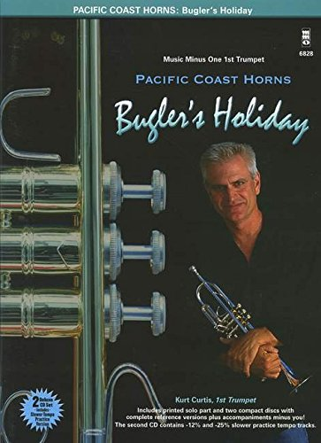 9781596157828: Pch Pacific Coast Horns Vol1: Bugler's Holiday For Trumpet Book And 2 CD