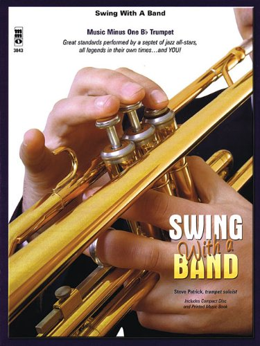 9781596158023: Swing with a Band (Music Minus One)