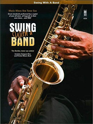 SWING WITH A BAND - TENOR SAXOPHONE