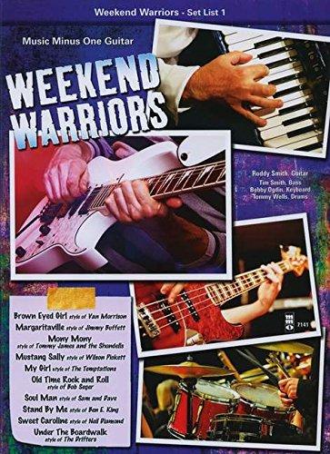 9781596158559: Weekend Warriors - Set List 1, Guitar