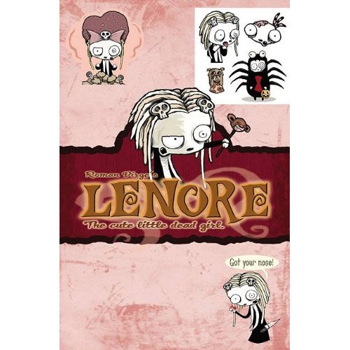 Lenore Stationery Set (1596173327) by Roman Dirge
