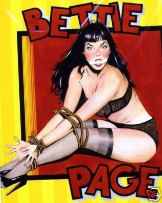 9781596175310: Bettie Page Portfolio By Jim Silke