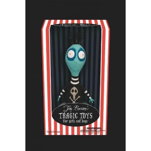 9781596177352: Tim Burton Toxic Boy Vinyl Figure
