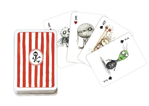 9781596177376: Tim Burton Playing Cards