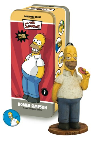 9781596178571: The Simpsons Classic Character #1: Homer Simpson