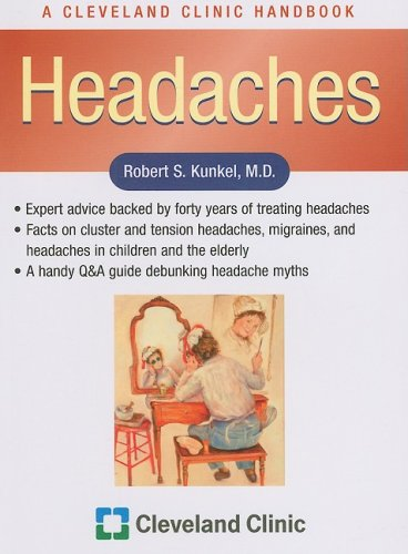 9781596240193: Headaches (Cleveland Clinic Guides)
