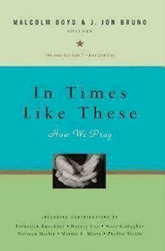 In Times Like These: How We Pray: Boyd, Malcolm