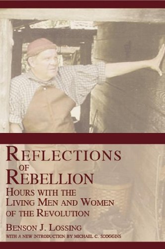 9781596290303: Reflections of Rebellion: Hours with the Living Men and Women of the Revolution