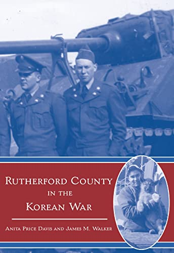 9781596291096: Rutherford County in the Korean War