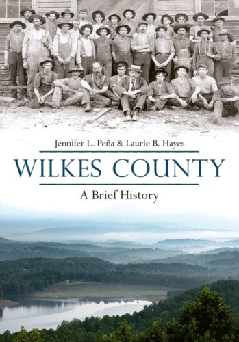 Wilkes County: A Brief History.: Jennifer L. Pe�a & Laurie B. Hayes