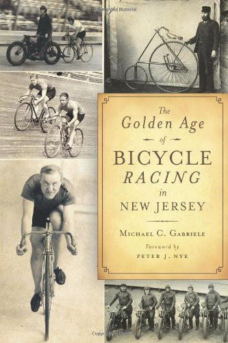 9781596294271: The Golden Age of Bicycle Racing in New Jersey (Sports)