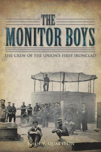 9781596294554: The Monitor Boys: The Crew of the Union's First Ironclad