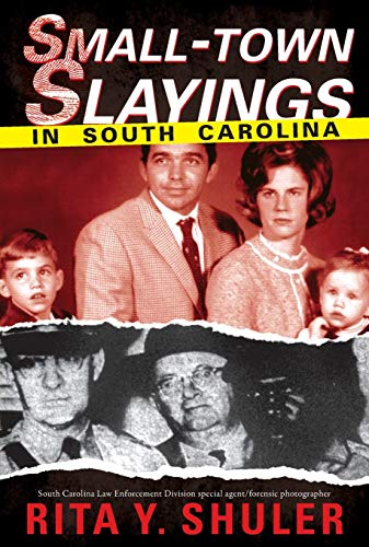 9781596295582: Small-town Slayings in South Carolina (True Crime)