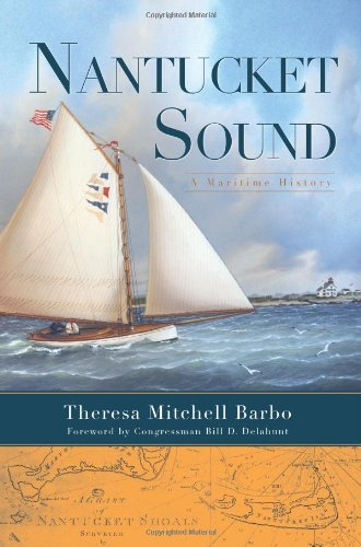 9781596296879: Nantucket Sound:: A Maritime History