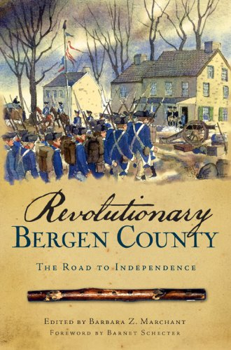 9781596297487: Revolutionary Bergen County:: The Road to Independence