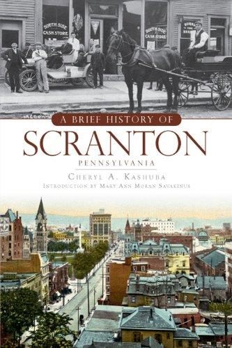 9781596298101: A Brief History of Scranton, Pennsylvania