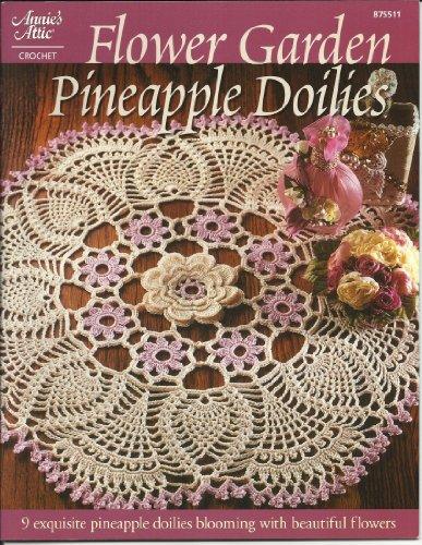 9781596350250: Flower Garden Pineapple Doilies