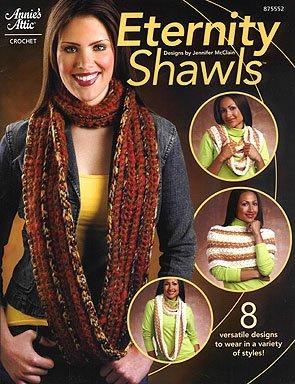 Eternity Shawls: Jennifer Christiansen McClain