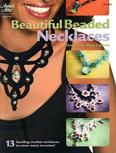 Beautiful Beaded Necklaces: DRG