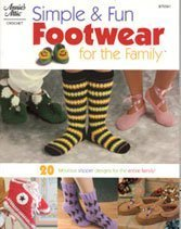 Simple & Fun Footwear for the Family: Attic, Annies