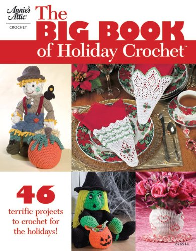The Big Book of Holiday Crochet (876514): DRG