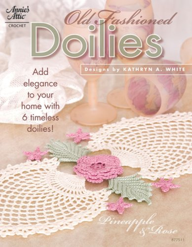 9781596351578: Old Fashioned Doilies