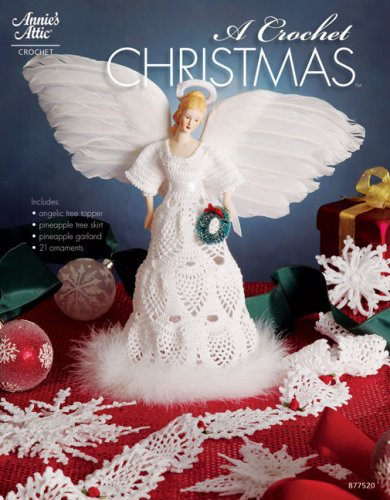9781596351677: A Crochet Christmas