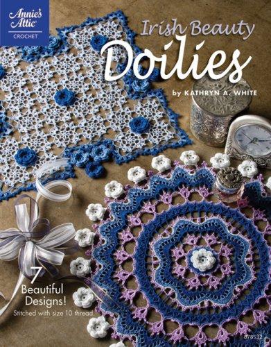 9781596352162: Irish Beauty Doilies (Annie's Attic: Crochet)