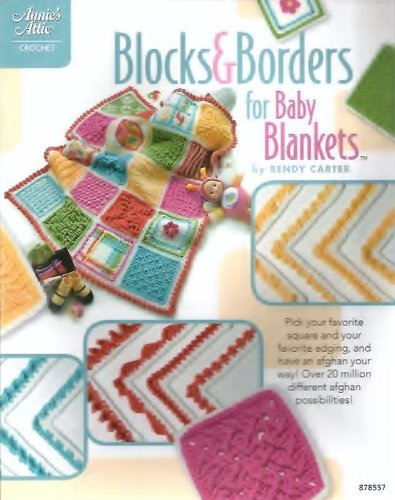9781596352452: Blocks & Borders for Baby Blankets