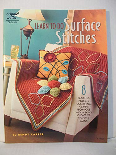 9781596352612: Learn to Do Surface Stitches