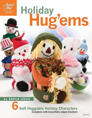 9781596352629: Holiday Hug'ems (Annie's Attic: Crochet)
