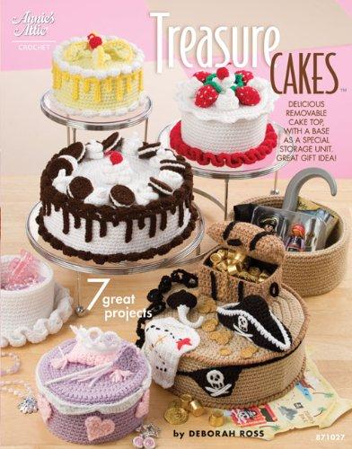 9781596352988: Treasure Cakes (Annie's Attic: Crochet)