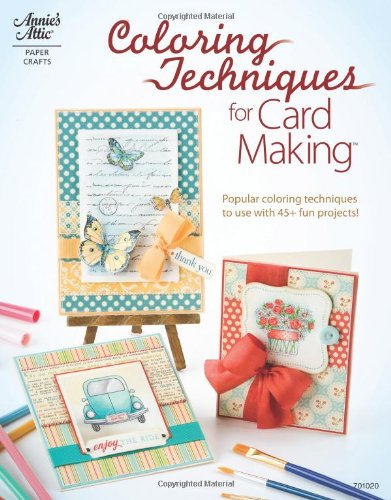 9781596353084: Coloring Techniques for Card Making