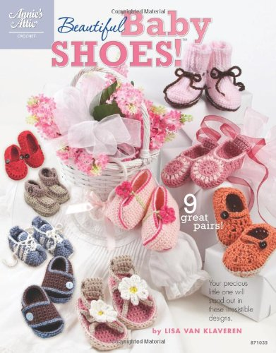 9781596353107: Beautiful Baby Shoes (Annie's Attic)