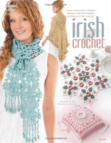 9781596353695: Irish Crochet (Annie's Attic: Crochet)