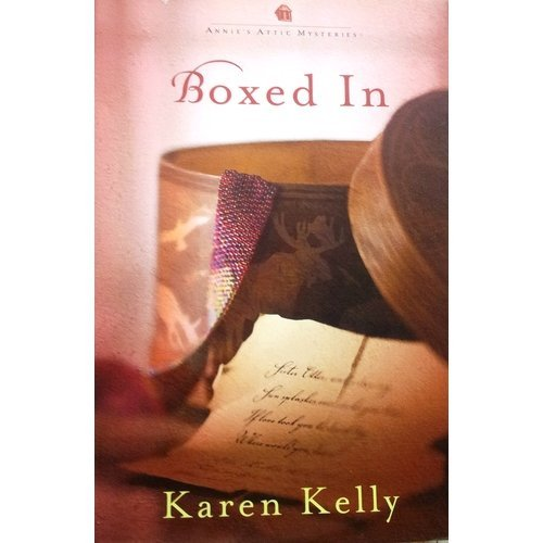 9781596353800: Boxed In (Annie's Attic Mysteries)