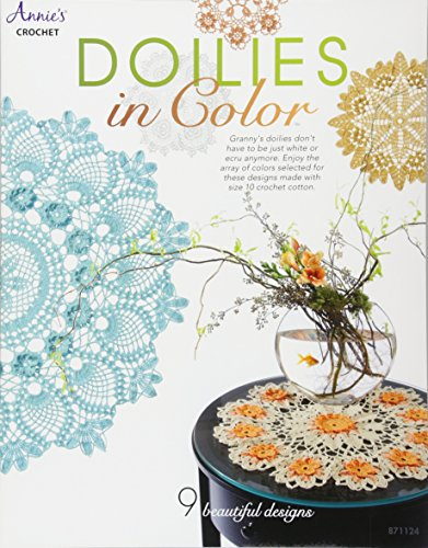 9781596353985: Doilies in Color™ (Annie's Attic: Crochet)