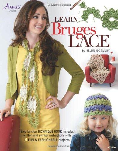 Learn Bruges Lace: Gormley, Ellen