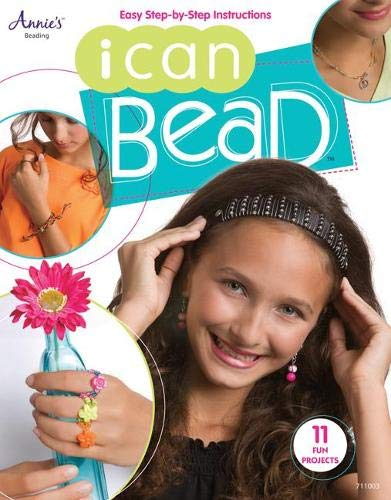 9781596355620: I Can Bead