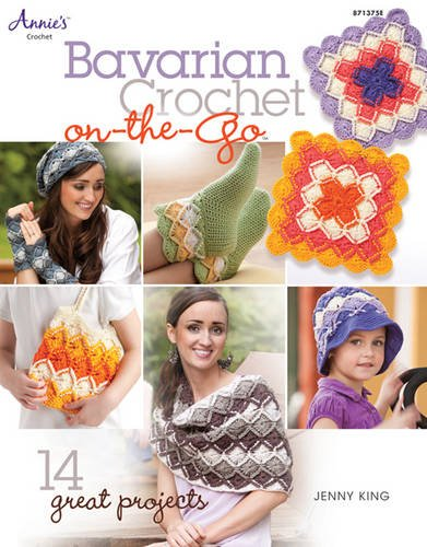 9781596357808: Bavarian Crochet On-the-Go (Annie's Crochet)