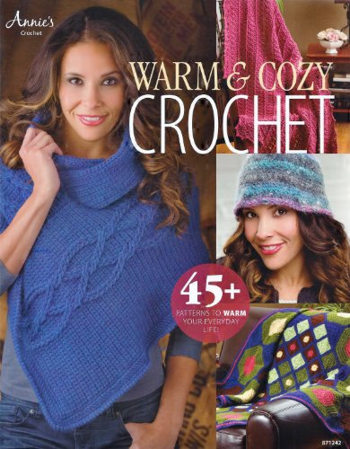9781596357983: Warm & Cozy Crochet: 45+ Patterns to Warm Your Everyday Life