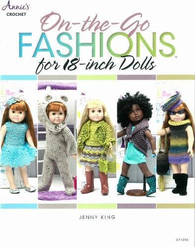 9781596359468: On-the-Go Fashions for 18-Inch Dolls (Annie's Crochet)