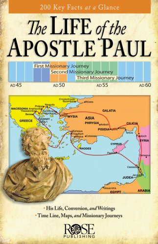 an examination of shipping during the time of the apostle paul Epaphras traveled to rome to visit paul during his first roman imprisonment where he was under house arrest while he brought some good news regarding the colossian assembly (1:4, 8 2:5), it appears his primary purpose for visiting the apostle was to seek aid against certain false teachings that were attempting to eat their way into the.